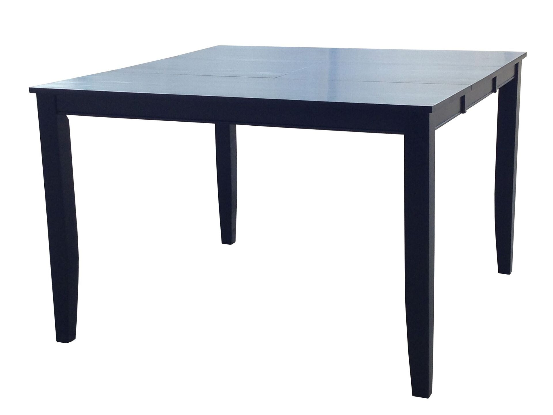 Fullerton counter height table in black trithi furniture Counter height bench