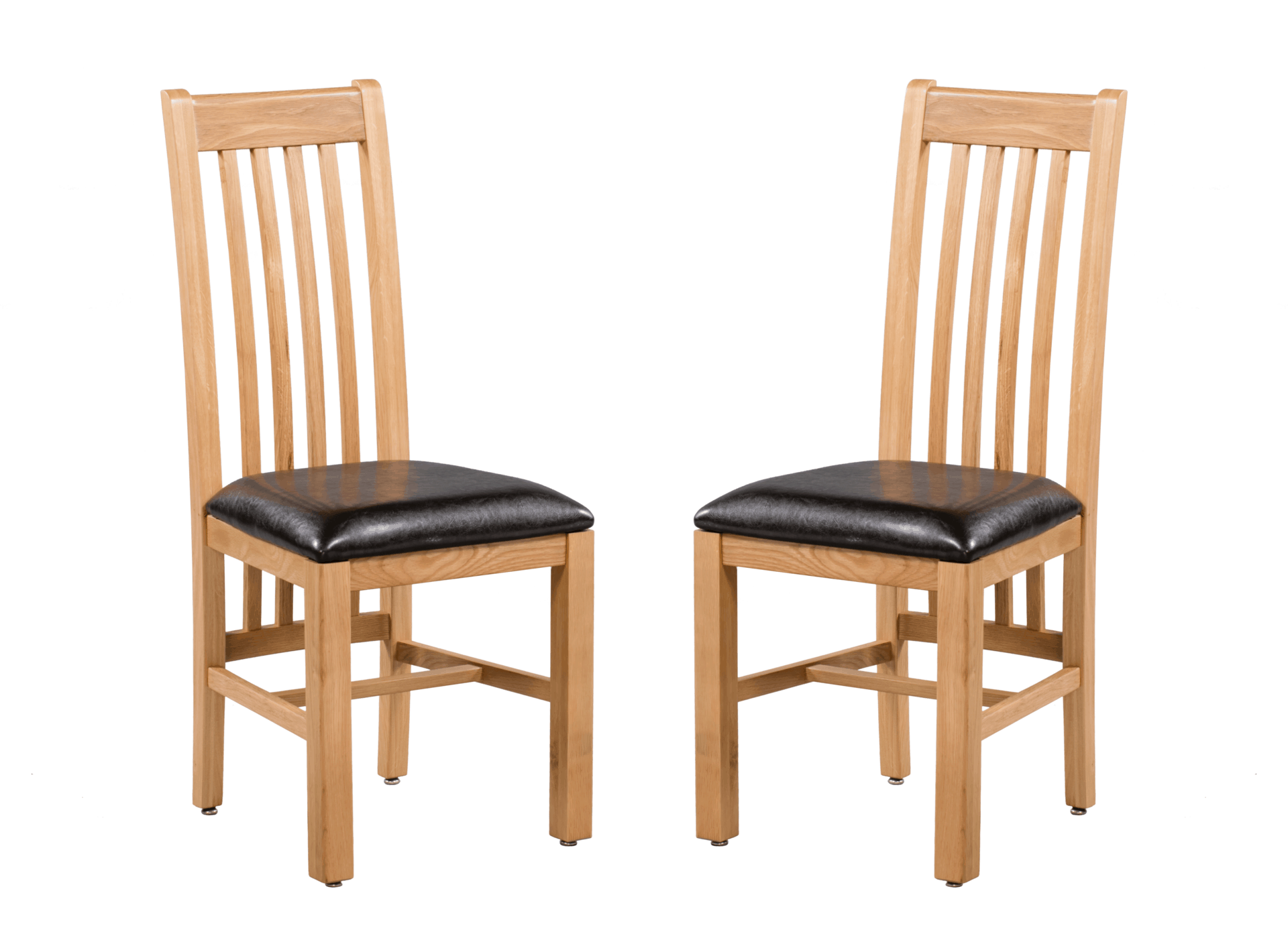 Hillsboro Upholstered Seat Solid Oak Chair (2 piece set)  sc 1 st  Chair upholstered table dining dining set sets table living ... & Chair upholstered table dining dining set sets table living ...